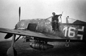 "Oberfähnrich Franz Schaar, of 5.(Sturm)/JG 4 , has been a long time posted as ""Missing in Action"" in the South Netherlands after the mission ""Bodenplatte"" on 1. January 1945."