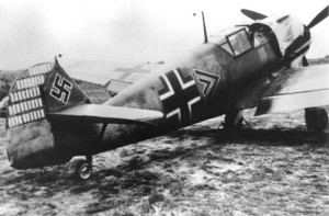 Major Helmut Wick's Bf 109 E. On 28 November 1940, the Kommodore of JG 2 went missing south of the Isle of Wight. His body was never recovered and is thus still listed as missing, though it is almost certain that he perished that day.